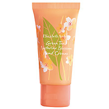 Buy Elizabeth Arden Green Tea Nectarine Blossom Hand Cream, 30ml Online at johnlewis.com