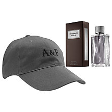 Buy Abercrombie & Fitch First Instinct 100ml Eau de Toilette with Gift Online at johnlewis.com