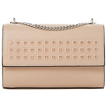 Buy Dune Dazer Stud Shoulder Bag Online at johnlewis.com