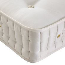 Buy John Lewis Natural Collection 6000 Egyptian Cotton Pocket Spring Mattress, Single Online at johnlewis.com