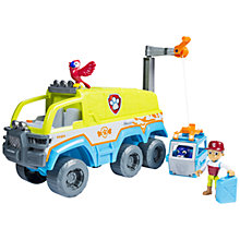 Buy Paw Patrol Pup Terrain Rescue Vehicle Online at johnlewis.com