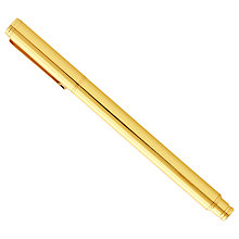 Buy kikki.K Metal Rollerball Pen, Gold Online at johnlewis.com