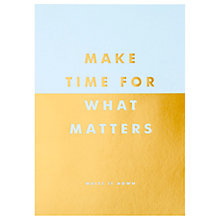 Buy kikki.K Printed Notepad Online at johnlewis.com