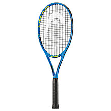 Buy Head Graphite Cyber Elite Tennis Racket, L2, Blue Online at johnlewis.com