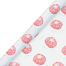 Buy Belly Button Designs Paloma Dhalia Gift Wrap, 2m Online at johnlewis.com