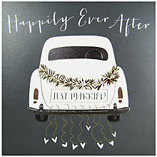 Buy Belly Button Designs Happily Ever After Greeting Card Online at johnlewis.com