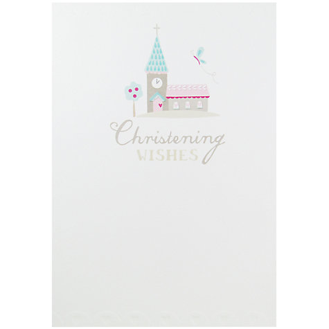 Carte blanche greeting cards wblqual buy carte blanche christening greeting card john lewis greeting card m4hsunfo