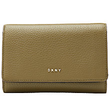 Buy DKNY Chelsea Vintage Leather Purse Online at johnlewis.com