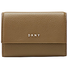 Buy DKNY Chelsea Vintage Leather Card Case Online at johnlewis.com