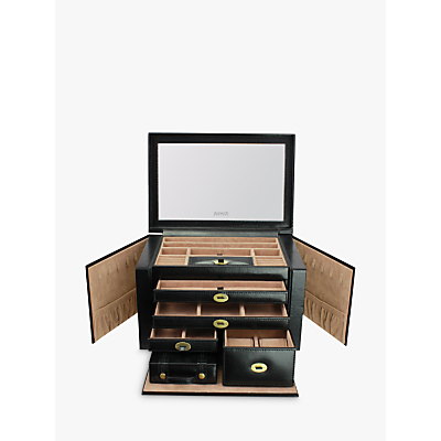 Image of DDH XL JEWLRY BOX BLACK