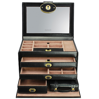 Image of DDH LGE JEWLRY BOX BLACK