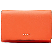 Buy DKNY Bryant Park Saffiano Leather Medium Carryall Purse Online at johnlewis.com