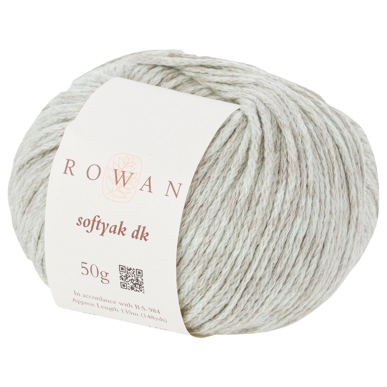 Rowan Rowan Softyak DK Yarn, 50g