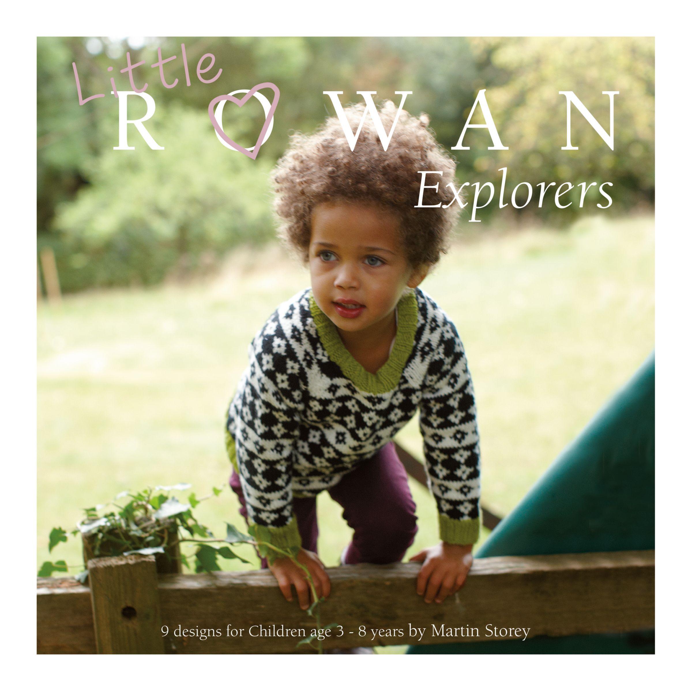 Rowan Rowan Little Rowan Explorers Magazine
