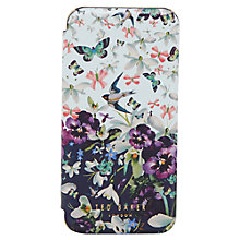 Buy Ted Baker Deirdre iPhone 6 Case, Navy Online at johnlewis.com