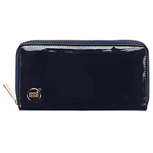 Buy Mi-Pac Zip Purse, Navy Online at johnlewis.com