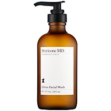 Buy Perricone MD Citrus Facial Wash, 177ml Online at johnlewis.com