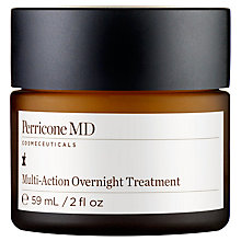 Buy Perricone MD Multi-Action Overnight Treatment, 59ml Online at johnlewis.com