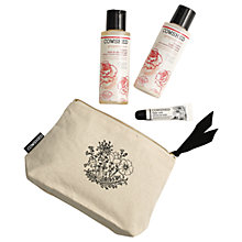 Buy Cowshed Gorgeous Essentials Natural Bag Gift Set Online at johnlewis.com