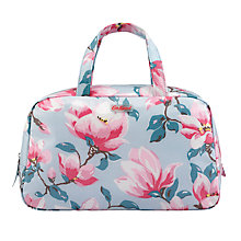 Buy Cath Kidston Magnolia Grab Handle Wash Bag, Multi Online at johnlewis.com