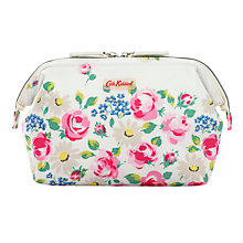 Buy Cath Kidston Daisies And Roses Border Frame Cosmetic Bag, Multi Online at johnlewis.com