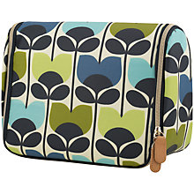 Buy Orla Kiely Climbing Rose Hanging Wash Bag Online at johnlewis.com