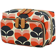 Buy Orla Kiely Flower Stripe Medium Wash Bag Online at johnlewis.com