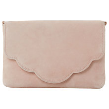 Buy Dune Bcurve Clutch Bag Online at johnlewis.com