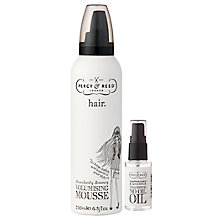 Buy Percy & Reed Abundantly Bouncy Volumising Mousse with Gift Online at johnlewis.com