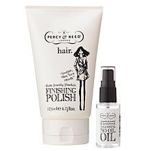 Buy Percy & Reed Quite Frankly Flawless Finishing Polish with Gift Online at johnlewis.com