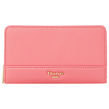 Buy Dune Kabana Slim Zip Around Purse Online at johnlewis.com