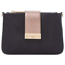 Buy Dune Dipplo Triple Pocket Across Body Bag Online at johnlewis.com