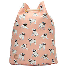 Buy Mi-Pac Pugs Swing Backpack, Multi Online at johnlewis.com