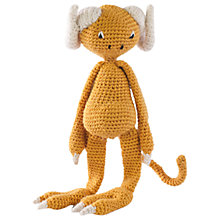 Buy Toft Caleb The Monster Crochet Kit Online at johnlewis.com