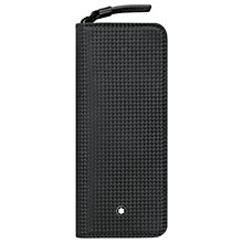 Buy Montblanc Westside Extreme 2 Pen Pouch with Zip, Black Online at johnlewis.com