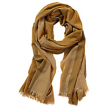 Buy Betty Barclay Scarf, Green/Beige Online at johnlewis.com