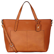 Buy Fiorelli Dahlia Tote Bag, Tan Online at johnlewis.com