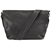Buy Kin by John Lewis Fran Shoulder Bag, Black Online at johnlewis.com