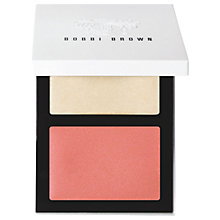 Buy Bobbi Brown Cheek Glow Palette, Pearl Cream Online at johnlewis.com