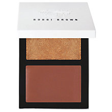 Buy Bobbi Brown Cheek Glow Palette, Bronze Sun Online at johnlewis.com