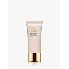 Buy Estée Lauder Matte Shine Control Perfecting Primer & Finisher, 30ml Online at johnlewis.com