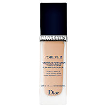 Buy Dior Diorskin Forever Fluid Foundation Online at johnlewis.com