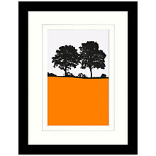 Buy Jacky Al-Samarraie - Ballo Forest Perth Framed Print, 34 x 44cm Online at johnlewis.com