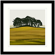 Buy Jacky Al-Samarraie - Couper Angus Fife Framed Print, 54 x 54cm Online at johnlewis.com