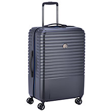 Buy Delsey Caumartin 66cm 4-Wheel Suitcase Online at johnlewis.com