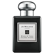 Buy Jo Malone London Myrrh & Tonka Cologne Intense Online at johnlewis.com
