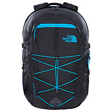 Buy The North Face Borealis Backpack, Black/Blue Online at johnlewis.com