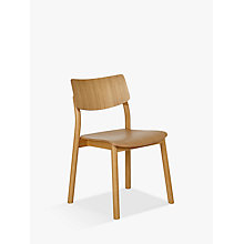 Buy Design Project by John Lewis No.036 Dining Chair, Oak Online at johnlewis.com