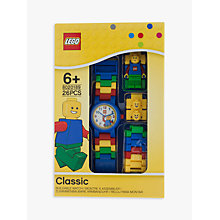Buy LEGO Classic Buildable Watch Online at johnlewis.com