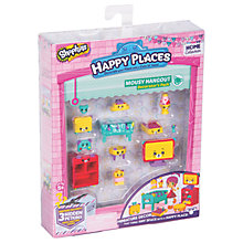 Buy Shopkins Happy Places Mousy Hangout Decorator's Pack Online at johnlewis.com